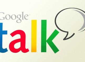 Google Talk Logotip