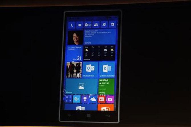 Windows 10 za telefone