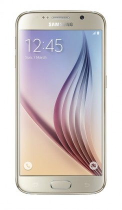 Galaxy S6 silver