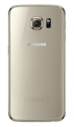 Galaxy S6 silver 2