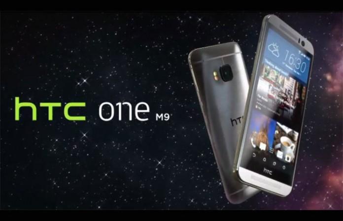 HTC One M9 event