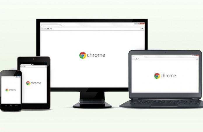 Google Chrome verzije