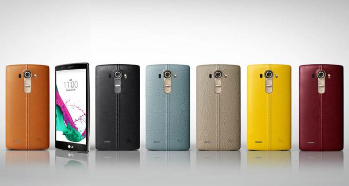 LG G4 kožna verzija