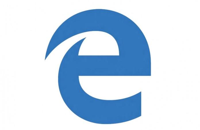 Microsoft edge logotip