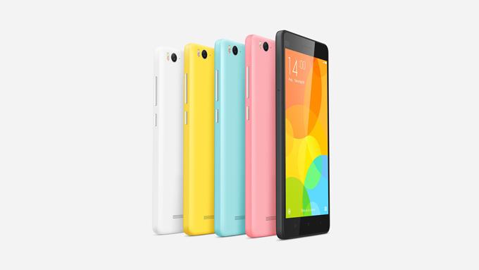 Xiaomi Mi 4i boje