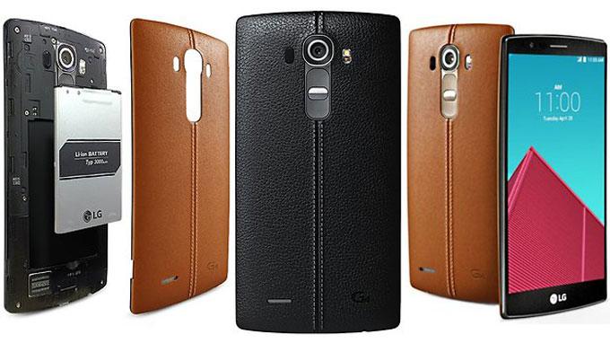 LG G4 stražnji poklopac
