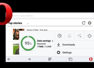 Opera 8 Mini Android