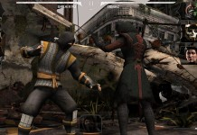 Mortal Kombat X Android Screenshot 4
