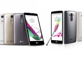 LG G4 Stlyus i G4c