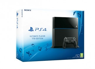 1TB PS4 Ultimate Player Edition