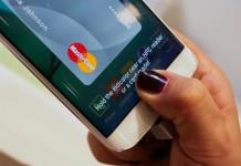 Samsung Pay na Galaxy S6