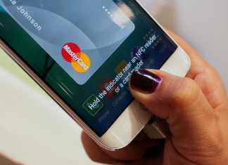 Samsung Pay na Galaxy S6