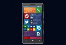 windows 10 phone koncept