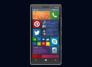 windows 10 phone koncept