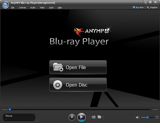 AnyMP4 Blu-ray Player
