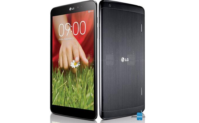 LG G Pad 2 crni