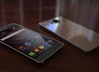 Samsung Galaxy Note 5 dizajn