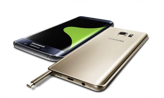 Samsung Galaxy Note 5 i Galaxy S6 Plus