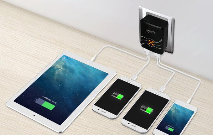Smart Charger 4800 USB Punjač