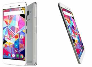ARCHOS Diamond Plus smartphone