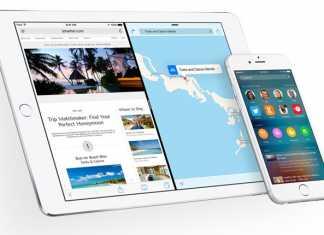 iOS 9 uređaji
