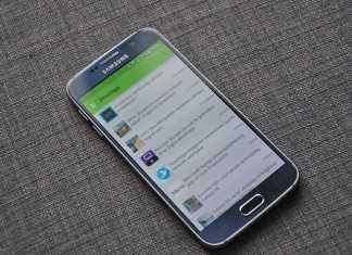 Smartphone Samsung Galaxy