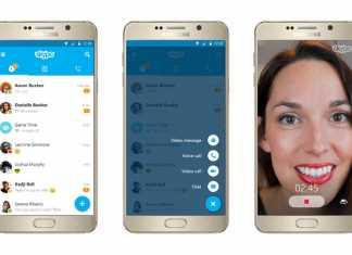 Skype za Android