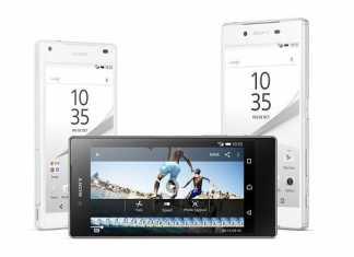 Sony Xperia Z5 Serija