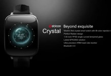 Zeblaze Crystal pametni sat