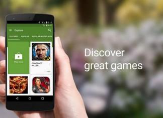 Google Play igre