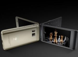 Samsung W2016 zlatni i srebrni