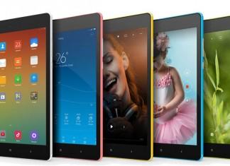 Xiaomi Mi Pad 7.9 tablet - raspoložive boje