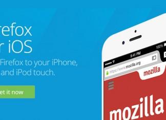 Firefox za iOS
