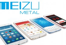 meizu metal design