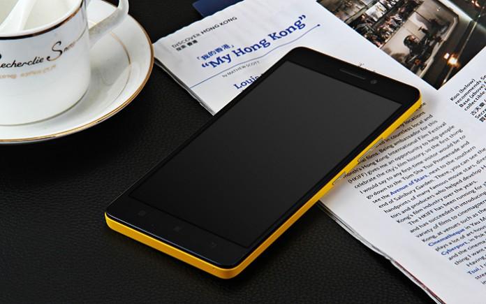 Lenovo K3 Note k50 prednja strana