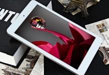 Cube iwork8 Ultimate tablet naslovna