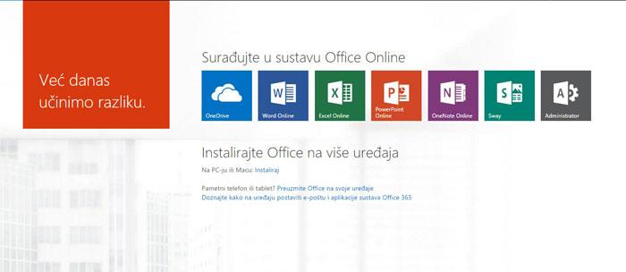 Office 365 Pretplata