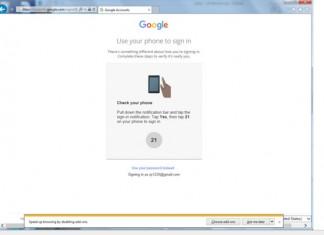 Google prijava na račun bez lozinke