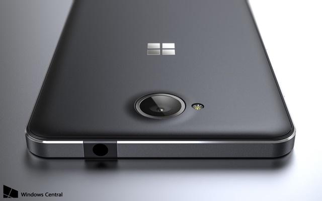 Lumia 650 crna