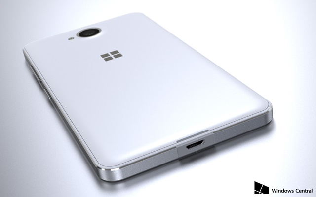 Lumia 650 bijela