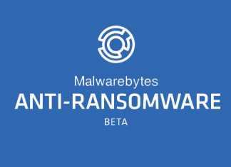 Malwarebytes Anti-Ransomware Beta logo