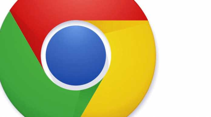 Google Chrome logo veliki