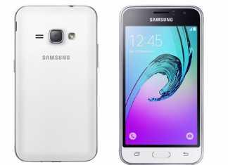 Samsung Galaxy J1 2016 dizajn uređaja
