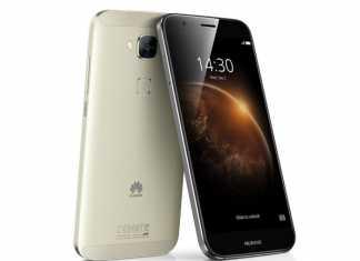 Huawei GX8 desing