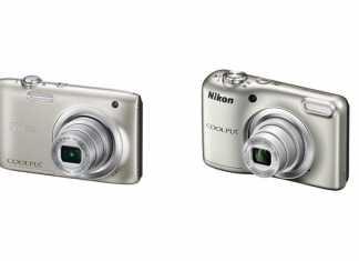 Nikon Coolpix A100 i A10 kompaktni digitalni fotoaparati
