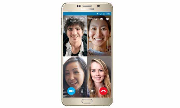 Skype grupni video pozivi