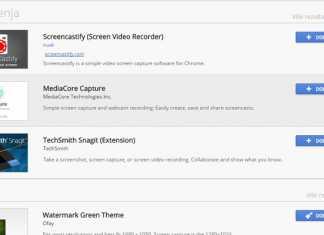 Dodaci za snimanje videa ekrana google chrome