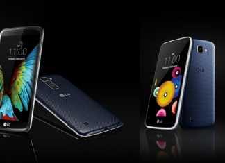 LG K10 i K4 pametni telefoni
