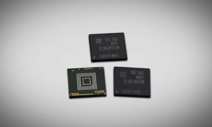 Samsungovi V-NAND čipovi za mobitele