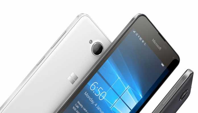 Lumia 650 naslovna